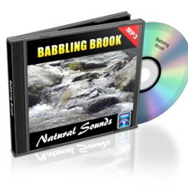 Babbling Brook Relaxing Nature Sounds