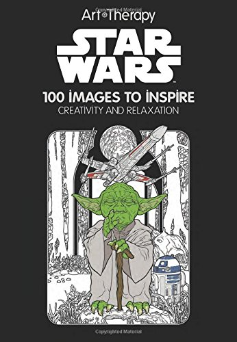Art of Coloring Star Wars 100 Images to Inspire Creativity and Relaxation Art Therapy