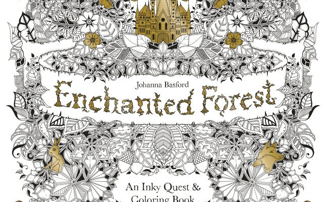 Enchanted-Forest-An-Inky-Quest-&-Coloring-Book