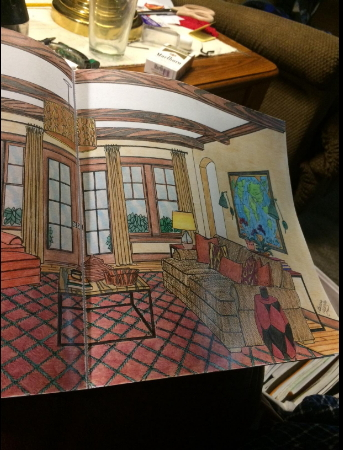 Color At Home A Young House Love Coloring Book By John And Sherry Petersik