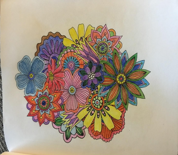 coloring-book-flowers