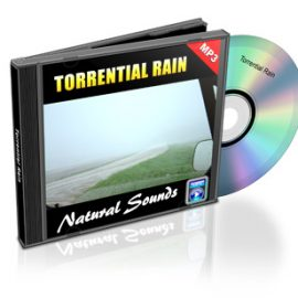 Torrential Rain – Relaxing Sounds of Nature