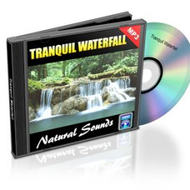 Tranquil Waterfall – Relaxing Sounds of Nature